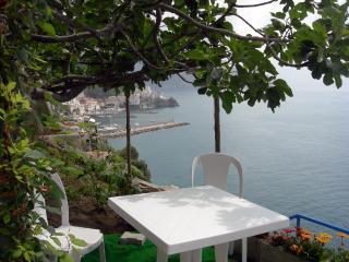 Villa Rosinella In Amalfi: seafront paradise - Amalfi vacation rentals
