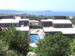 Villa avec piscine et vue mer pour 6 personnes - Sagone vacation rentals