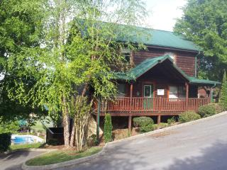 7th Heaven  -  Cabins at the Crossing - Sevierville vacation rentals