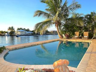 """By The Sea Vacation Villas LLC-""""Casa Riviera""""- WATERFRONT + Heated Salt Pool! - Fort Lauderdale vacation rentals"""