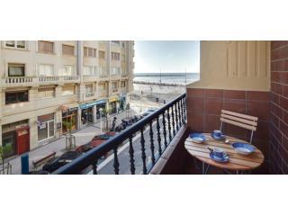 Aquarium | Terrace & close the beach - Navarra vacation rentals