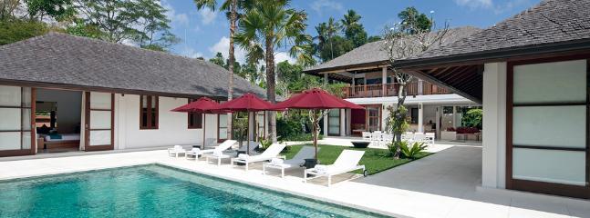 Atacaya - exterior pool - Villa Atacaya - an elite haven - Buwit - rentals