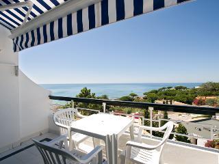 STUDIO WITH SEA OR GARDEN VIEW IN OLHOS DE AGUA - ALBUFEIRA - REF. APPQ109997 - Olhos de Agua vacation rentals