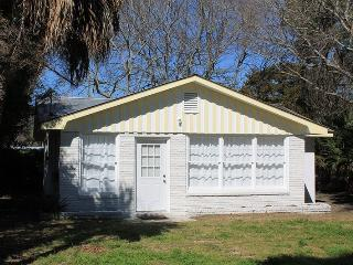 #1513 2nd Avenue - Small Dog Friendly - FREE Wi-Fi - Tybee Island vacation rentals