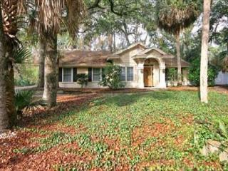 3BR/3BA Home in North Forest Beach Surrounded by Oaks, Pines and Palms. - Hilton Head vacation rentals