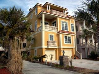 Luxurious 4BR/4.5 BA Three-Story Home has Panoramic Ocean and Marsh Views - Hilton Head vacation rentals