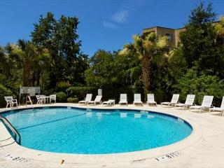3BR/3BA Penthouse Villa 3rd Row from the Beach has Beach Access and Cabana - Hilton Head vacation rentals