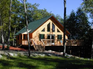 Biscay Chalet Cottage with Kayak & Canoe - Bristol vacation rentals