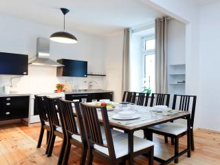 Mitte Vacation Rental for Up to 8 in Berlin - Berlin vacation rentals