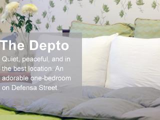 Swanky Apt on Defensa in San Telmo - Buenos Aires vacation rentals