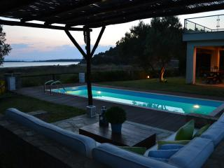 AZAPIKO VILLA BEACHFRONT LUXURY HOUSE - Sithonia vacation rentals