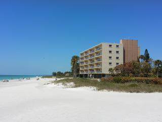 On The Beach.Completely renovated in 2015 - Longboat Key vacation rentals