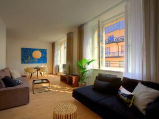 One-Bedroom Balcony Apartment - Prague vacation rentals