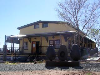 Tacheles Marfa//Giant ex-Train Station - Big Bend Country vacation rentals