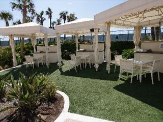Diamond Beach Resort lazy river family vacation is the BEST!!! Gulf Views! - Galveston vacation rentals