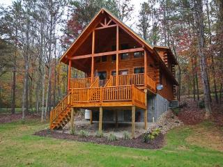 Marsh Hollow: Shadyside Cabin in the Hocking Hills - Laurelville vacation rentals