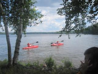 Northwoods Family Getaway on Prime Cranberry Lake (Eagle River, WI) - Star Lake vacation rentals