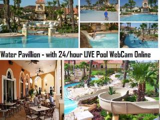 ★Regal Palms Resort and Spa 4/Br 4/Ba★Kids Resort - Davenport vacation rentals