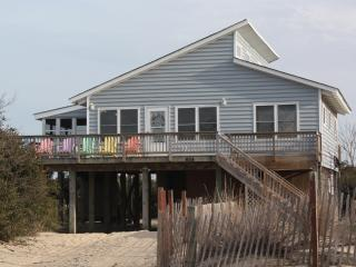 Quaint Beach Home in 4WD area-north of Corolla NC - North Carolina vacation rentals