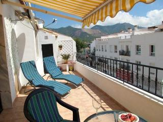 Superbly Located Apartment with Sunny Terrace - Mijas Pueblo vacation rentals