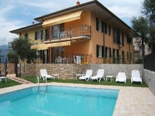New appartment with swimming pool with olive trees around - Lake Garda vacation rentals