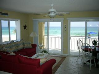 End Unit, Panoramic View! Beach Service Included! - Fort Walton Beach vacation rentals