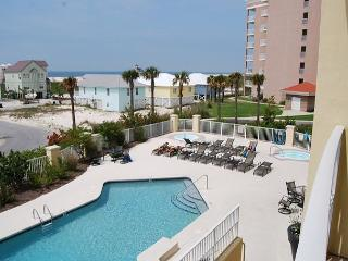 Beautiful 1 bedroom condo with a Gulf View! - Fort Morgan vacation rentals