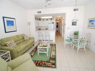 Pet Friendly Gulf View Condo! - Fort Morgan vacation rentals