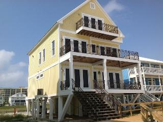 Beautiful Beach Front House, Handicap Accessible! Still vacancies in 2016! - Fort Morgan vacation rentals
