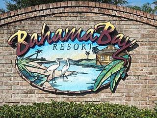 Bahama Bay Resort - 3BR 2BA Condo - Ground Level - Davenport vacation rentals