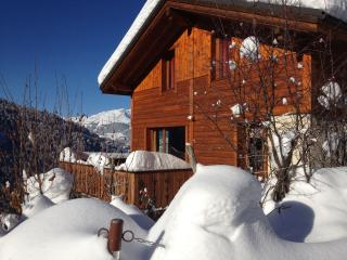 14 Bed Catered Ski Chalet in Les Arcs/La Plagne - Peisey-Nancroix vacation rentals
