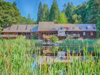 Harbor Creek Lodge: 17,000 Sq Ft Lodge on 18 Acres - Puget Sound vacation rentals