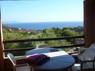 Art Deco House with Sea View - Sardinia's best! - Ricadi vacation rentals