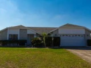Indian Ridge 5 Star 4BR Villa w/Pool & Games Room - Kissimmee vacation rentals