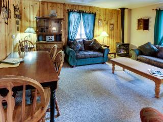 Cabin-style condo w/ hot tub & dog-friendly, fenced grounds - South Lake Tahoe vacation rentals