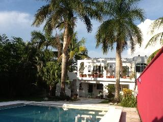 Casa Caribe, downtown home,pool in Cozumel. - Cozumel vacation rentals