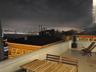 Flat w XL Terrace+Bosphorus View !! - Istanbul vacation rentals