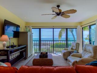 Sea Dreams: Luxury Ocean and Beach Front Townhome - Captiva Island vacation rentals