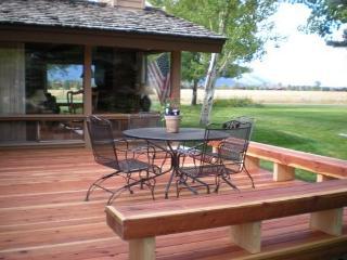 Golf Creek Ranch condo- Beautiful unit with Fantastic Views - Jackson vacation rentals