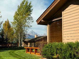 Close to Grand Teton National Park! Golf Creek Ranch condo - Jackson vacation rentals