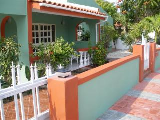 The New Luxurious Palm Court Oasis A  Beautiful 3 Br 2 Br Villa close to beaches - Noord vacation rentals