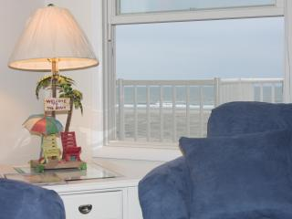 OCEAN FRONT UNIT - Amazing Direct Ocean Views - Wildwood Crest vacation rentals