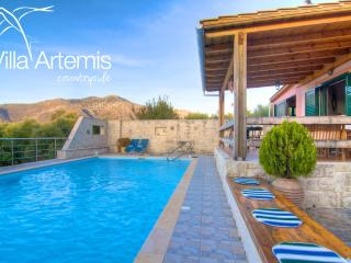 Villa Artemis, great pool! - Agia Pelagia vacation rentals