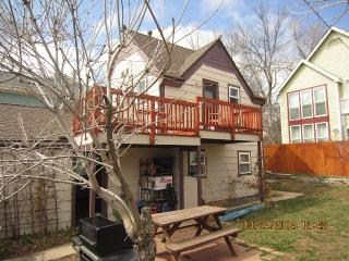 Charming House in Boulder's Best Neighborhood - Boulder vacation rentals
