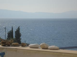 Beautiful double floor house  with view - Skala Oropou vacation rentals