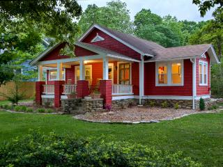 The Red Cottage -New Listing 15 miles to Asheville - Black Mountain vacation rentals