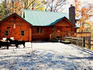 Unbridled Memories Log Cabin with Spectacular View - Gatlinburg vacation rentals