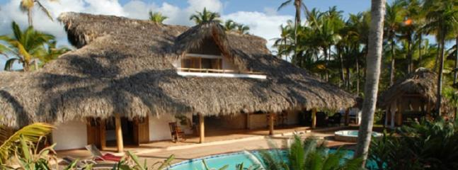 Luxury Living steps to the famous Coson Beach! - Large Luxury Villa 50m from Playa Coson - Las Terrenas - rentals