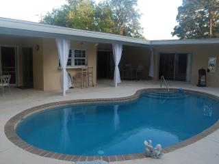 Roomy Open 2/2 Pool Home & Pet Friendly Yard - Sarasota vacation rentals