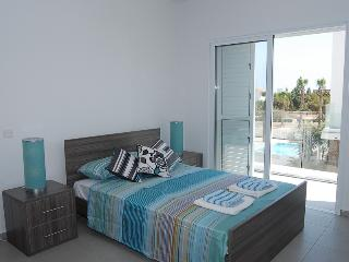 Perfect 4 bedroom Protaras Villa with Internet Access - Protaras vacation rentals